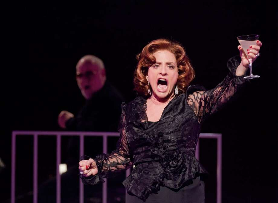 "Actress Patti LuPone (shown in 2011) had enough recently when a woman started texting during a performance of ""Shows for Days"" in Lincoln Center. Photo: Associated Press File Photo / AP2011"