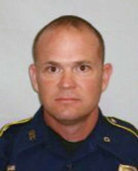 This undated image released by the Louisiana State Police via the New Orleans Times Picayune shows Louisiana Senior Trooper Steven Vincent. Vincent was critically injured Sunday afternoon, Aug. 23, 2015, after authorities say he was shot in the head during a traffic stop in Calcasieu Parish, La. Col. Mike Edmonson, head of the Louisiana State Police, says 43-year-old Senior Trooper Steven Vincent died Monday at a hospital in Lake Charles, La. (Louisiana State Police/The Times Picayune via AP) Photo: Associated Press / Louisiana State Police via the N