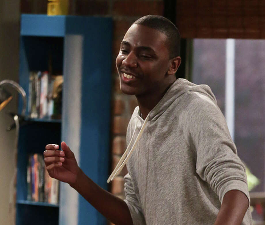 "Jerrod Carmichael in ""The Carmichael Show."" Photo: NBC / Chris Haston / NBC / 2015 NBCUniversal Media, LLC"