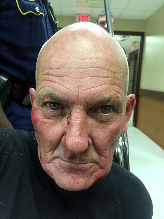 This photo released by the Louisiana State Police shows Kevin Daigle, 54, of Lake Charles, La.  A Louisiana state trooper was shot in the head and critically injured Sunday, Aug. 23, 2015, during a struggle with a man whose pickup truck had run into a ditch after being reported as driving erratically, Louisiana State Police said. Col. Michael Edmonson, head of state police, said the arrested man. Col. Mike Edmonson, head of the Louisiana State Police, says 43-year-old Senior Trooper Steven Vincent died Monday, Aug. 24, 2015, at a hospital in Lake Charles, La. (Louisiana State Police via AP) Photo: Erik Stratton, HOGP / Louisiana State Police