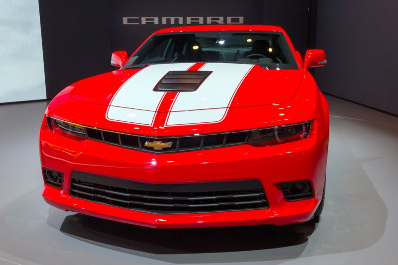 How the 2015 Chevy Camaro Delivers on Power, Performance and Efficiency