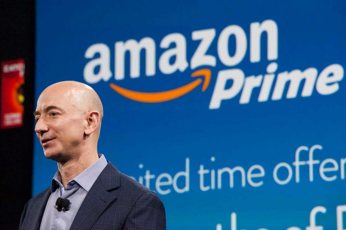 Amazon CEO Jeff Bezos owns the Washington Post, or the