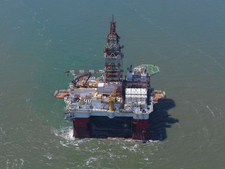 Cobalt International Energy announced changes in its executive suite the day after saying it would sell its stake in offshore Angola, where it drilled with  the  Petroserv SSV Catarina rig. (Cobalt International Energy photo) / handout
