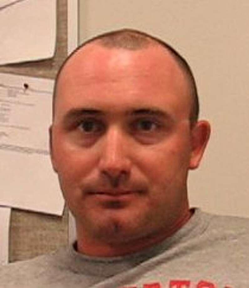 Deweyville football coach Chris Babin. Photo: Jared Ainsworth