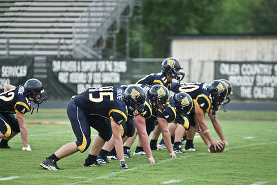 West Hardin's first football game is Aug. 29 at Grapeland.  Photo: West Hardin CCISD Technology Department