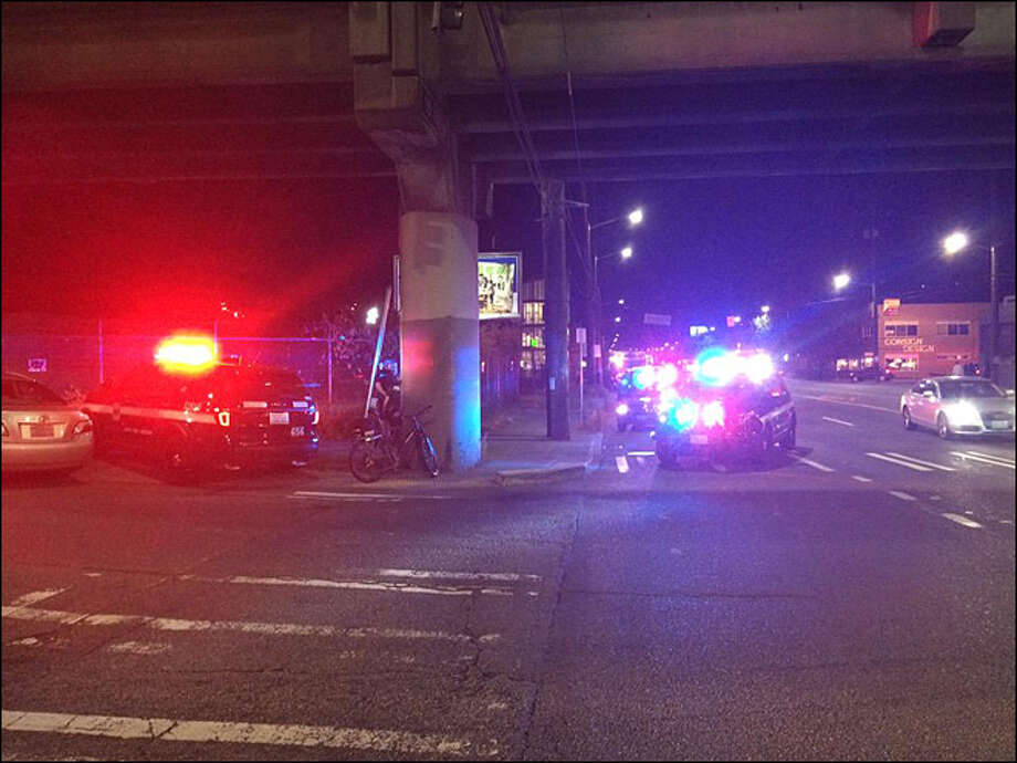 Police say Stacey Davis was beaten to death and her husband was seriously injured in a brutal Monday night attack under Seattle's Magnolia Bridge. Their 52-year-old neighbor Allen Pulphus was charged Thursday for the attack.