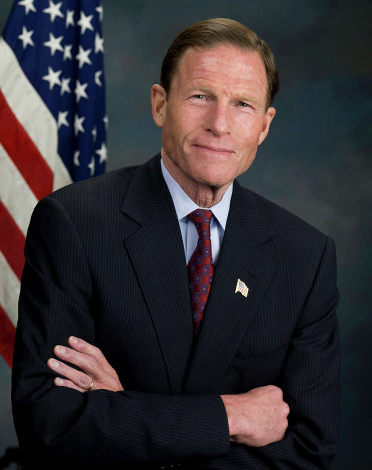 U.S. Sen. Richard Blumenthal, D-Connecticut Photo: Contributed / Contributed / Connecticut Post