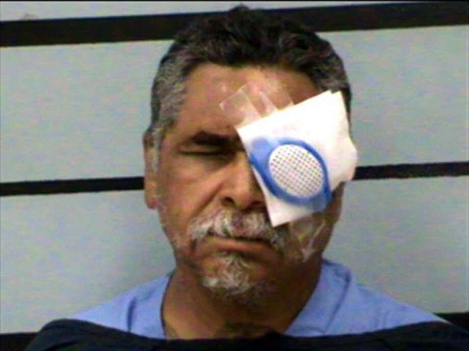 Martin Salazar Hernandez, a 50-year-old Lubbock man, is accused of attacking an employee and threatening another at a Wal-Mart in Lubbock while wielding a knife and baseball bat on Saturday. He has been charged with three counts of aggravated assault with a deadly weapon, the Lubbock Avalanche-Journal reported. Photo: Lubbock County Sheriff's Office