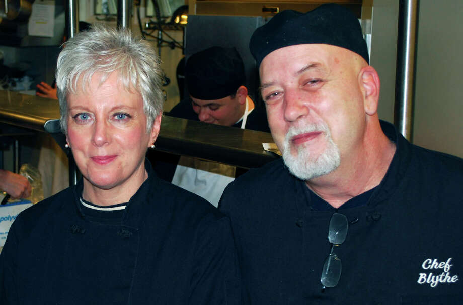 SPECTRUM/Dawn Hammacott and Blythe Roberts are the executive director and chef instructor, respectively, of the Community Culinary School of Northwest Connecticut, based in New Milford. Photo: Deborah Rose / Deborah Rose / The News-Times