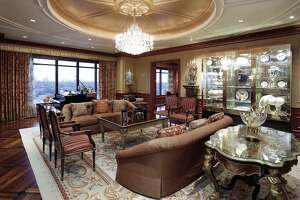 Impressive River Oaks/Upper Kirby high-rise listed at $3.9M - Photo
