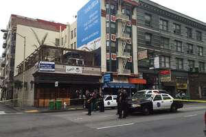 Tenderloin knife fight leaves one man dead and another in jail - Photo