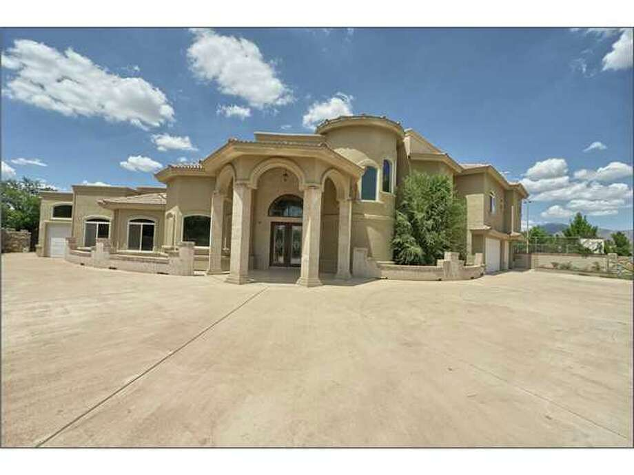 641 Hacienda Rey (El Paso): $695,000 / 6 bedrooms / 7.5 full bathrooms / 8,991 square feet Photo: Houston Association Of Realtors / MiCasaTours.com