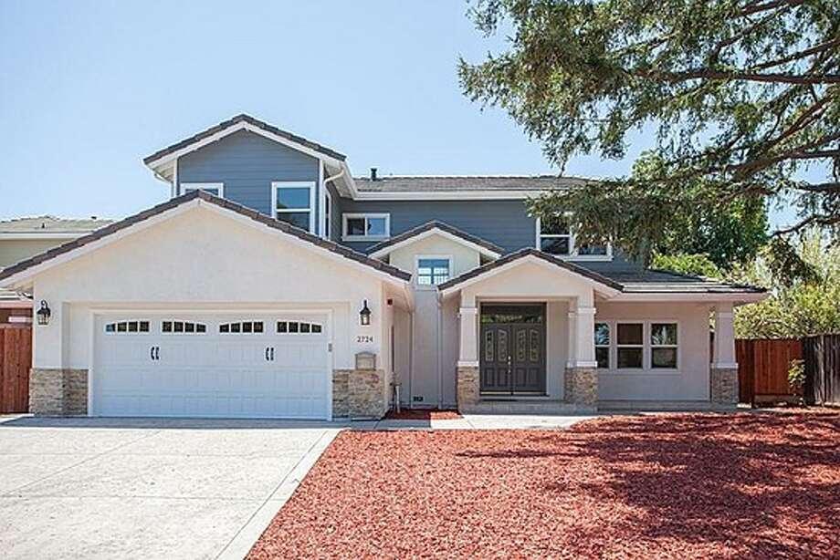 10. Santa Clara, CaliforniaThis property:2724 Pruneridge, Santa Clara, California 95051Listed price: $2,175,000Source:Trulia Photo: Courtesy, Trulia