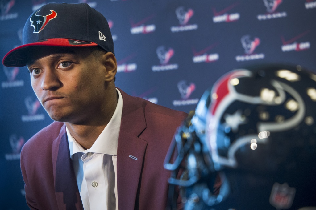 John McClain's Texans chat: What's next after Kevin Johnson's release?