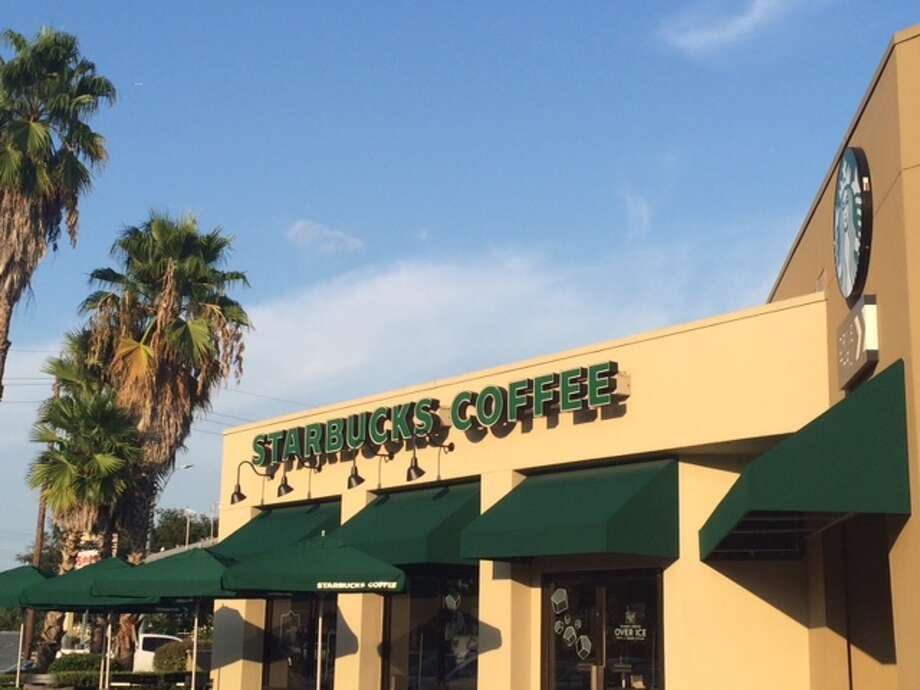 Starbucks is introducing Starbucks Evenings, where it will serve craft beer and wine. Three Woodlands locations will be among the stores launching the new service this fall, including the store at Grogan's Mill Road at Sawdust Road. Photo: Bridget Balch