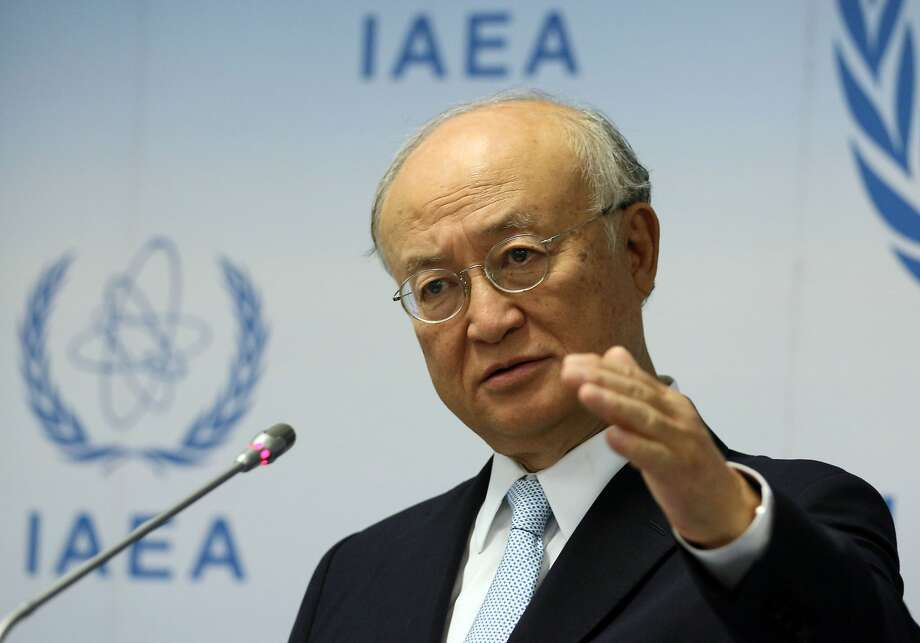 Director General Yukiya Amano said it is too early to evaluate the usefulness of the documents. Photo: Ronald Zak, Associated Press