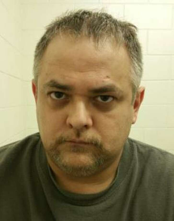 Michael Thomas Osborn, 46, was arrested in Florida on Aug. 21. Photo: Texas Department Of Public Safety