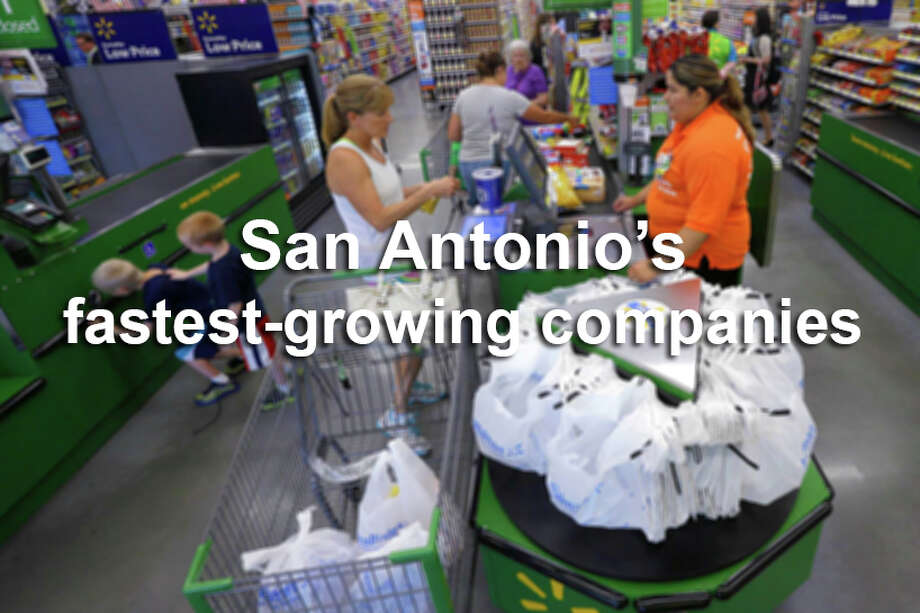 From 2005-2015, these 25 companies made the biggest moves in San Antonio. Photo: Danny Johnston, Danny Johnston, STF / Associated Press / AP