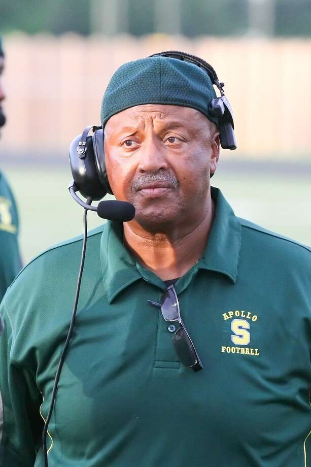 Sharpstown head coach Charles Perridon. Photo: Matthew White, Freelance / Freelance