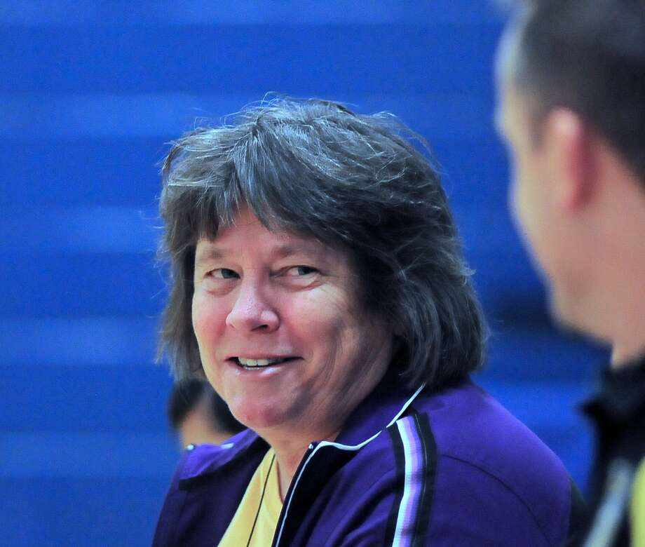 St. Agnes volleyball coach Lynn Kercheval has put together a tough schedule early on for her Tigers. Photo: Copyright Tony Bullard 2014, Freelance Photographer / Copyright 2014 Tony Bullard & the Houston Chronicle