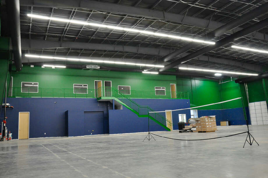 The Houston Badminton Center opens on Sept. 1 in Stafford. Photo: Houston Badminton Center