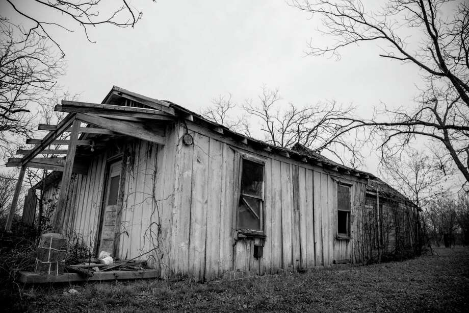 21 terrifying photos of abandoned homes in Texas - Houston ...