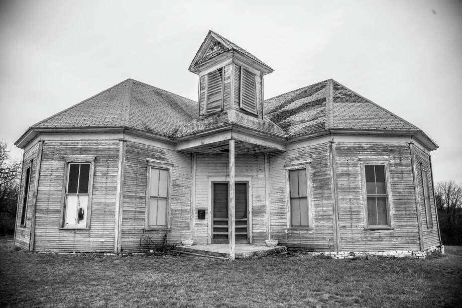 21 terrifying photos of abandoned homes in Texas - San ...