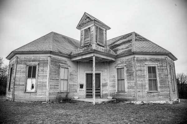 Just like other desolate homes on this list, this home belongs in a nearly abandoned city. This home in Mingus, north of Stephenville, has a population of about 240 ?' a major decline from the city's heyday in in the 1920-30s.