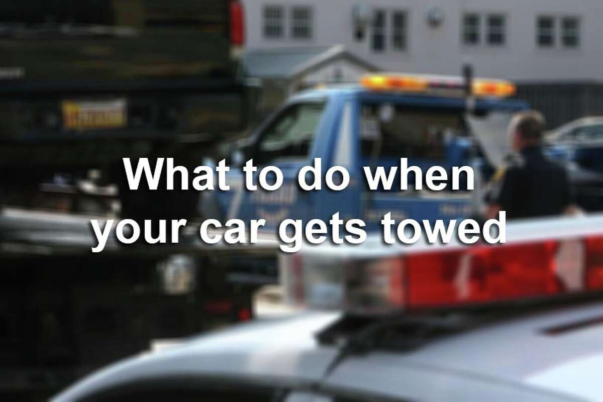 Scroll through the slideshow for nine things you need to know if your car gets towed in San Antonio and Texas.