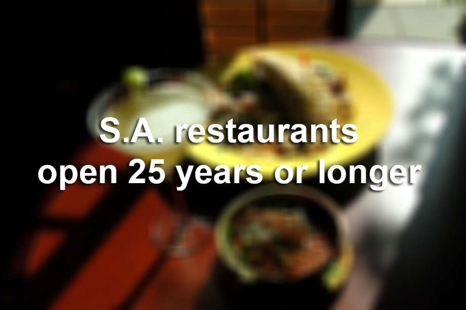 Click through the slideshow for some culinary history. Photo: BETH SPAIN, San Antonio Express-News