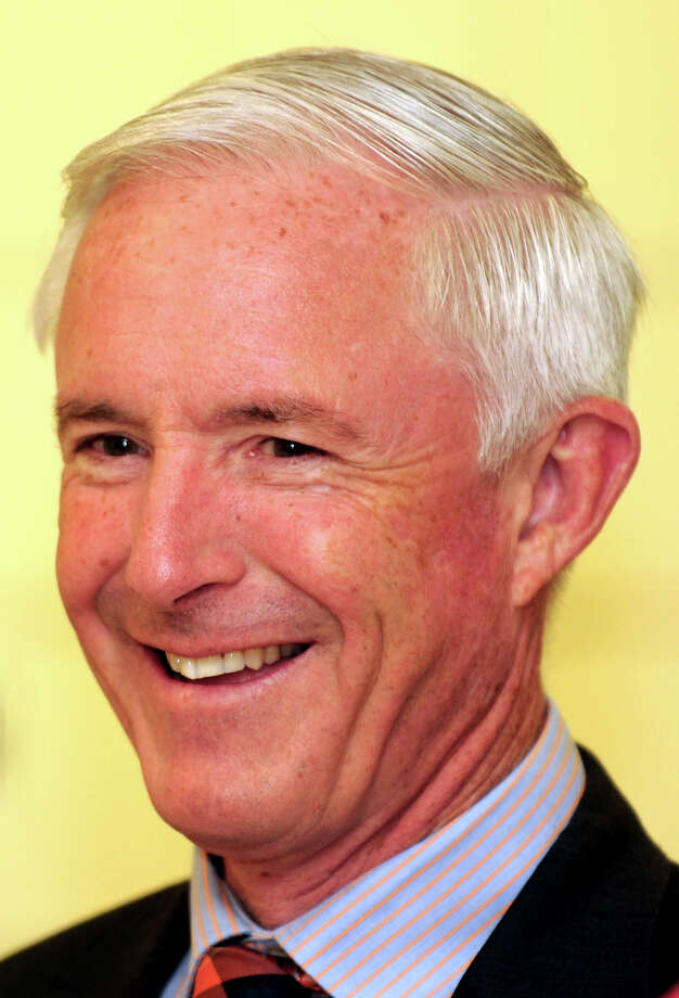 Mayor Bill Finch Photo: Cathy Zuraw / Hearst Connecticut Media / Connecticut Post