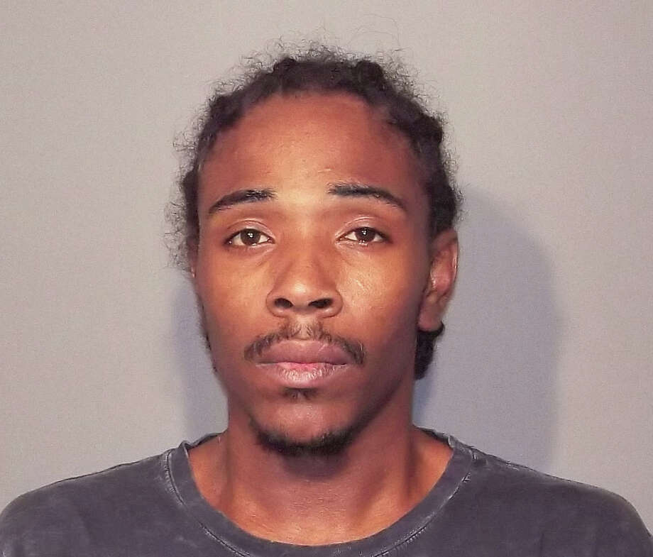 Michael LaBeach, 26, of Orange,N.J. was charged by warrant with first-degree forgery, conspiracy to commit first-degree forgery, fifth-degree larceny, and conspiracy to commit fifth-degree larceny, according to New Canaan Police. Photo: Contributed / Contributed Photo / New Canaan News