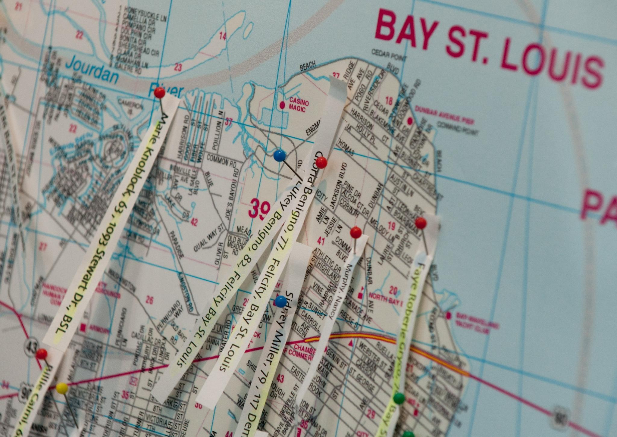 16 maps and charts that show Hurricane Katrina's deadly impact - Houston Chronicle