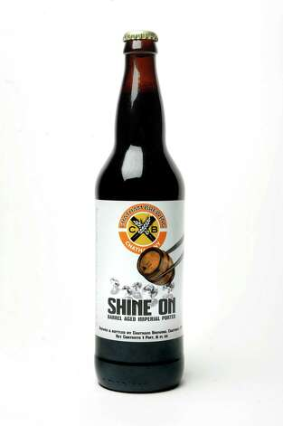 Chatham Brewing Shine On Porter on Tuesday, July 28, 2015, at Times Union in Colonie, N.Y. (Cindy Schultz / Times Union) Photo: Cindy Schultz / 00032784A