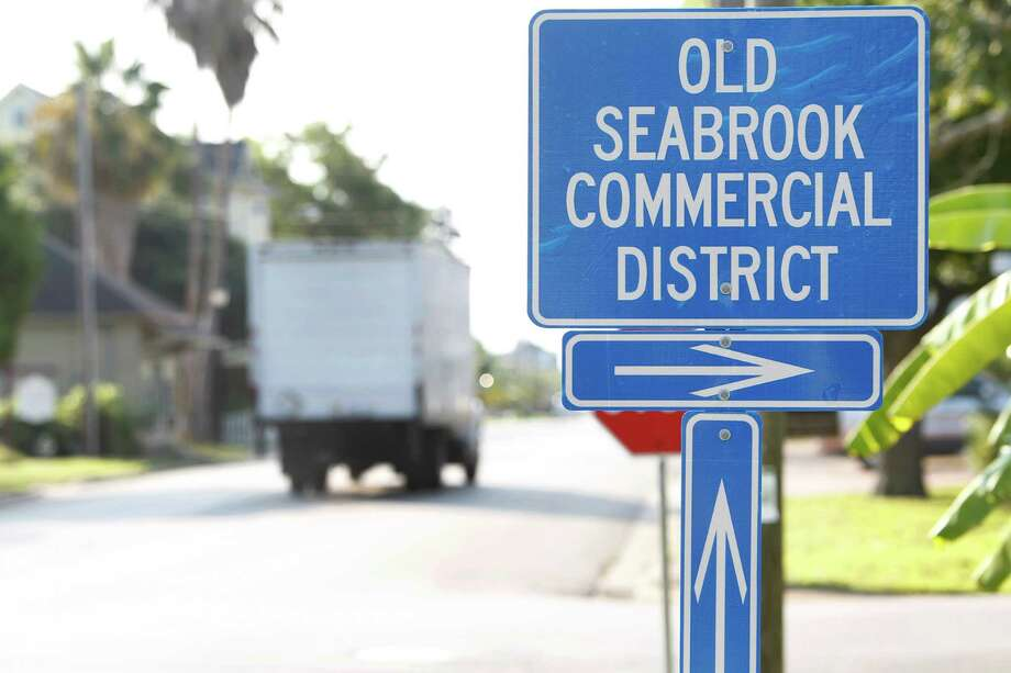 Efforts in Seabrook are growing to revitalize the town of 12,500 and the Old Seabrook District in particular. Photo: Steve Gonzales, Staff / © 2015 Houston Chronicle