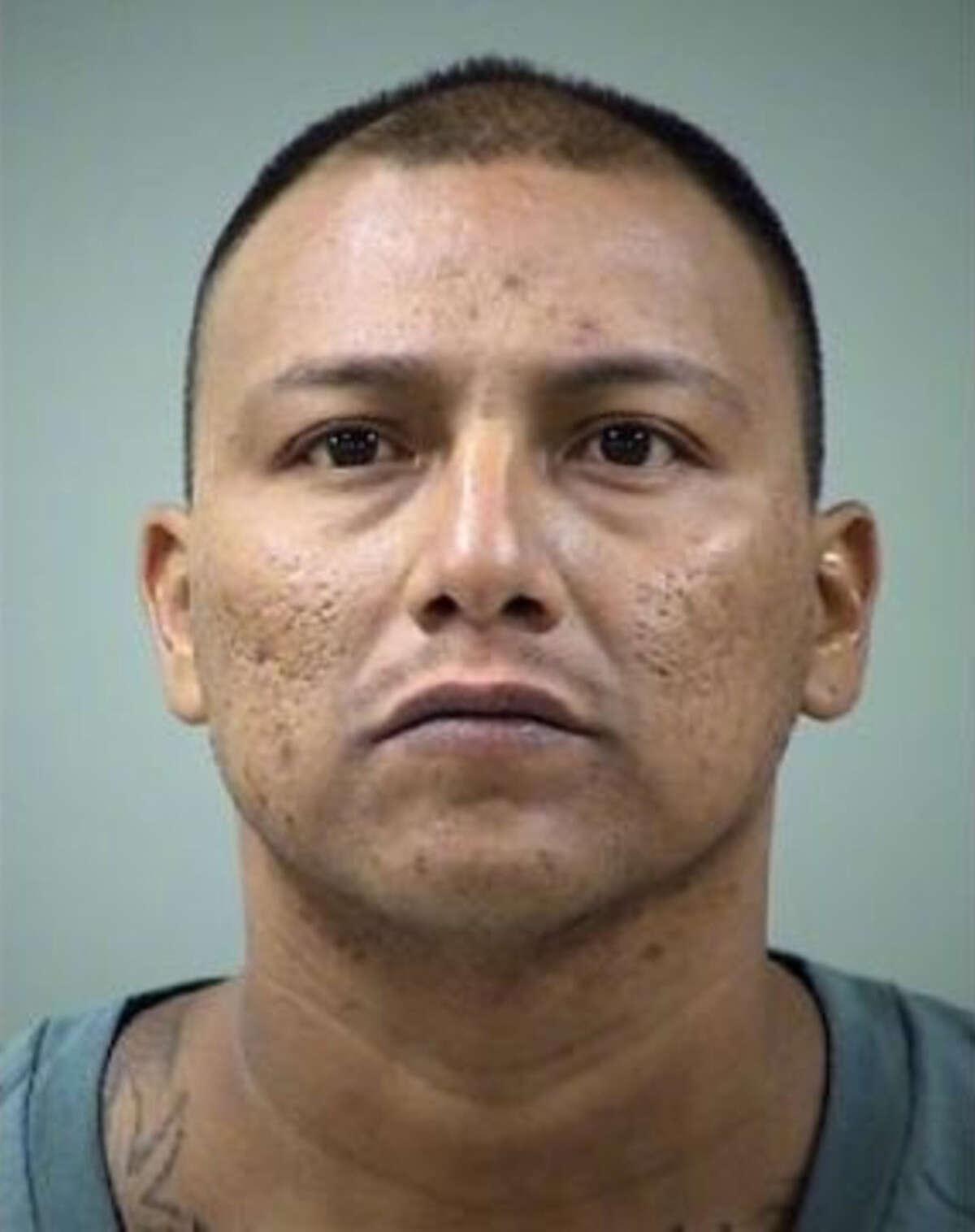 Jose Gutierrez, 33, is accused of murder in the shooting death of Raul Garcia, 31, on Aug. 30, 2013.