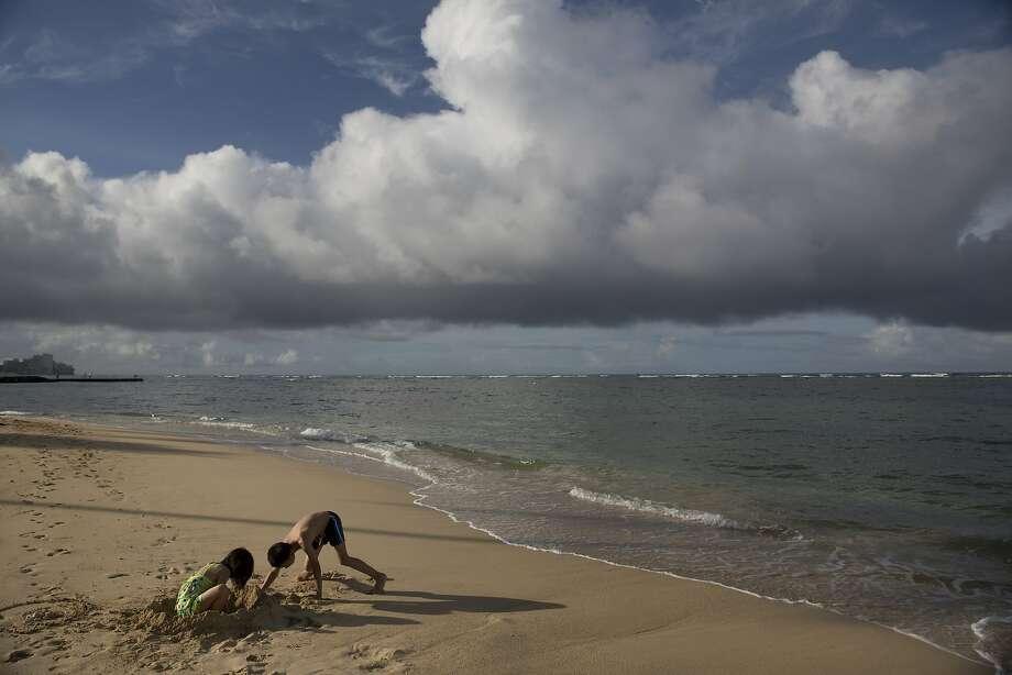 Hawaii: Tour guide Photo: Jae C. Hong, Associated Press