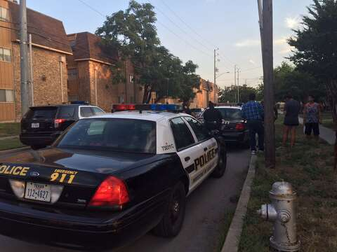 Man shot in back of the head during apparent argument - San