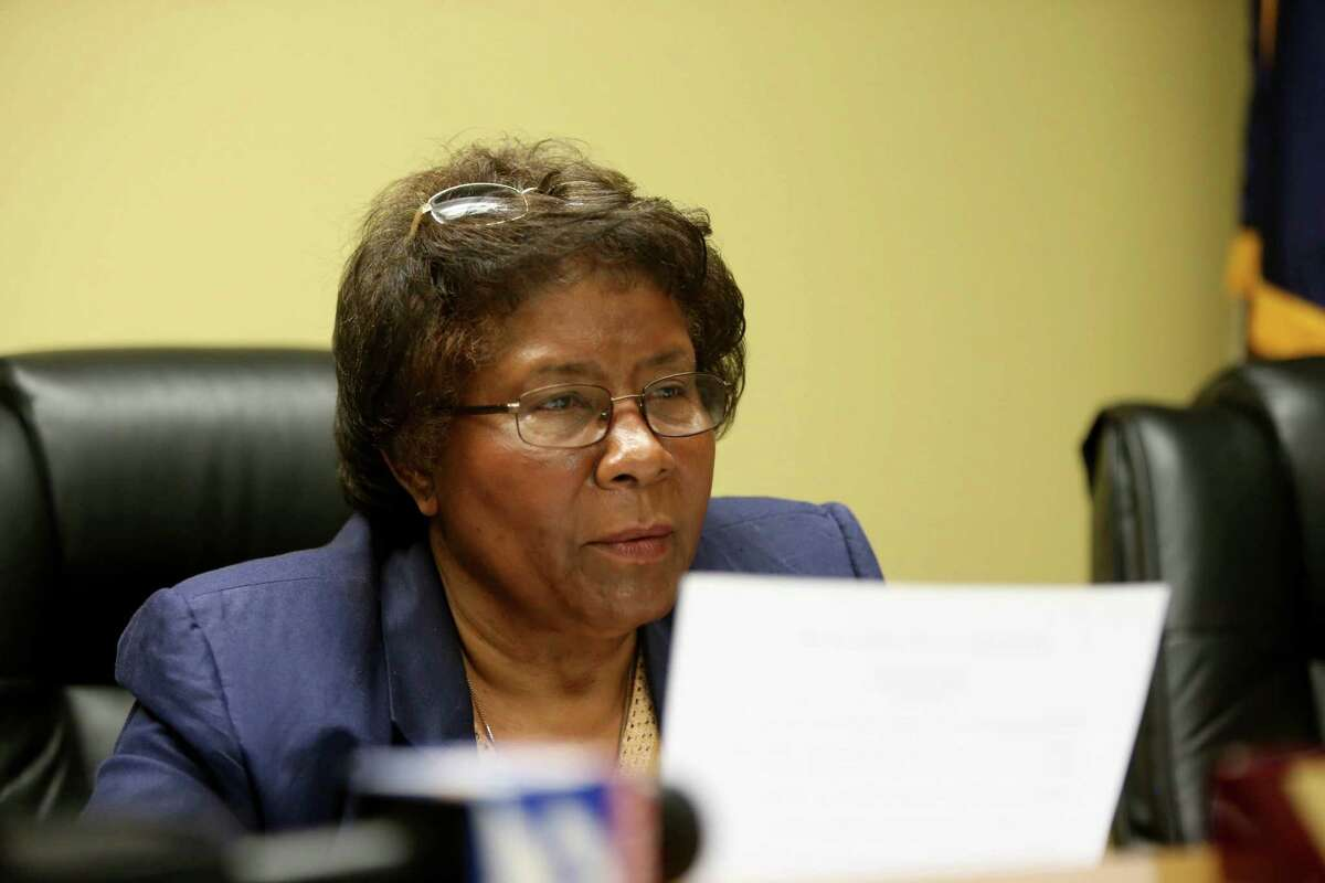 Marie Herndon, city council member