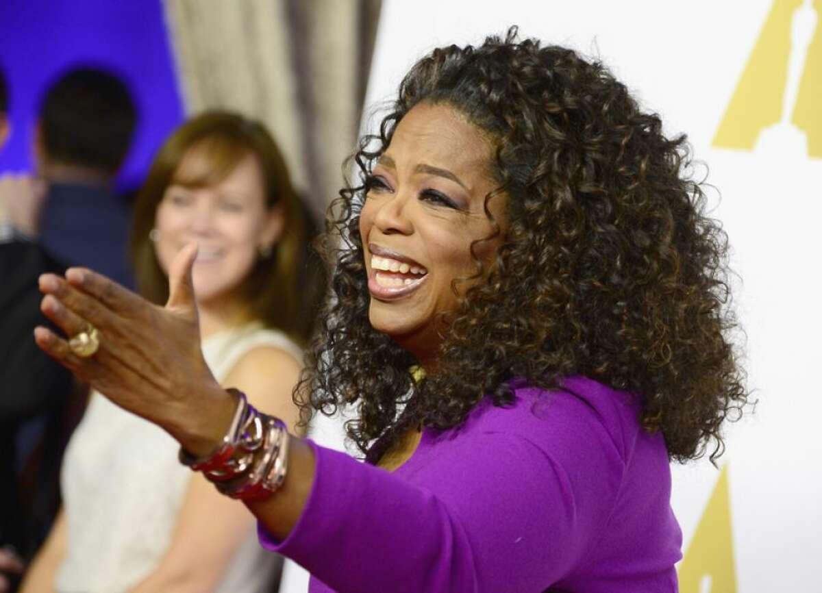 3. Oprah Winfrey: