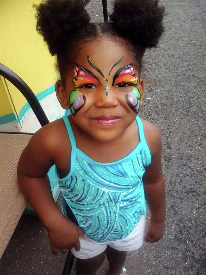Six-year-old Nyah Marcano, who was killed when the vehicle she was riding in crashed on Route 8 in Shelton Monday, Aug. 17, 2015. Photo: Contributed Photo / Contributed / Connecticut Post Contributed