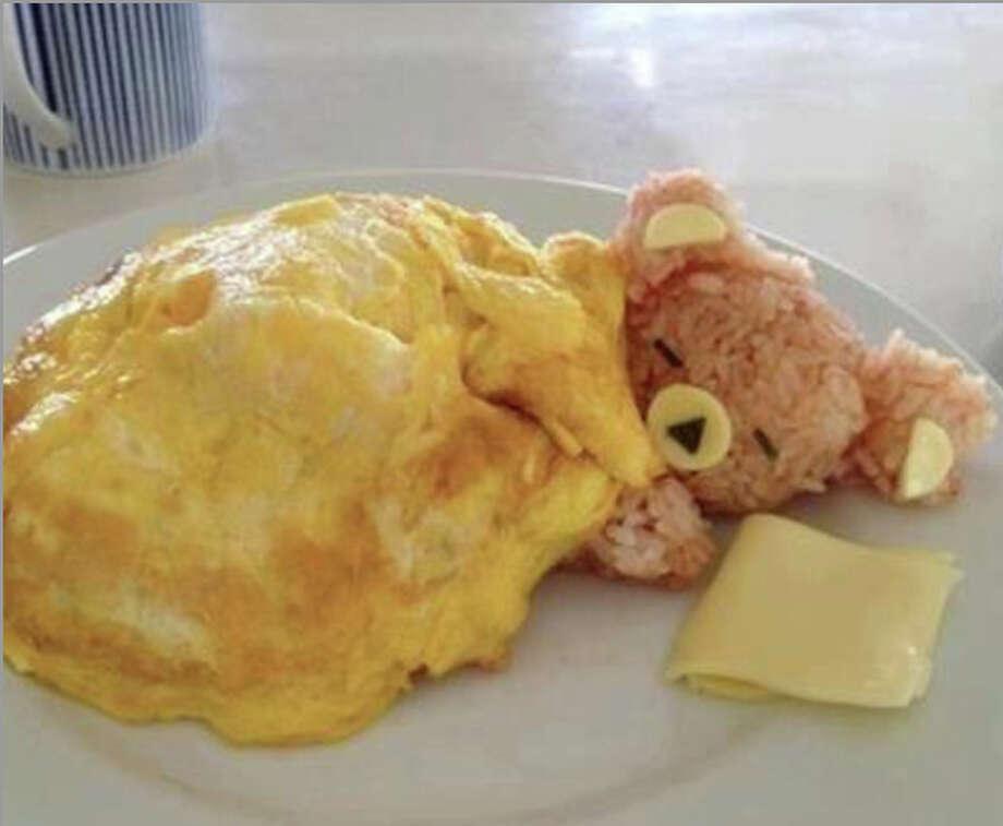 The Goal:The cutest. Breakfast. Ever.Found on pinterest. com Photo: Pinterest Screenshots