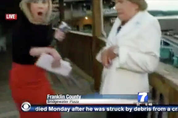 Two news crew members from WDBJ were shot and killed on live location shoot in Franklin County in central Virginia on Wednesday morning, August 26, 2015.