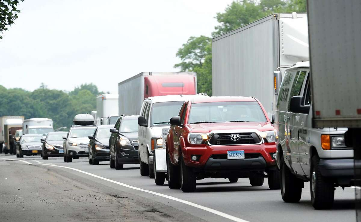 Overall, American motorists are stuck in traffic about 5 percent more than they were in 2007, the pre-recession peak, says at 2015 report from the Texas A&M Transportation Institute and INRIX Inc., which analyzes traffic data. Scroll ahead for a look at the worst traffic corridors in Connecticut.