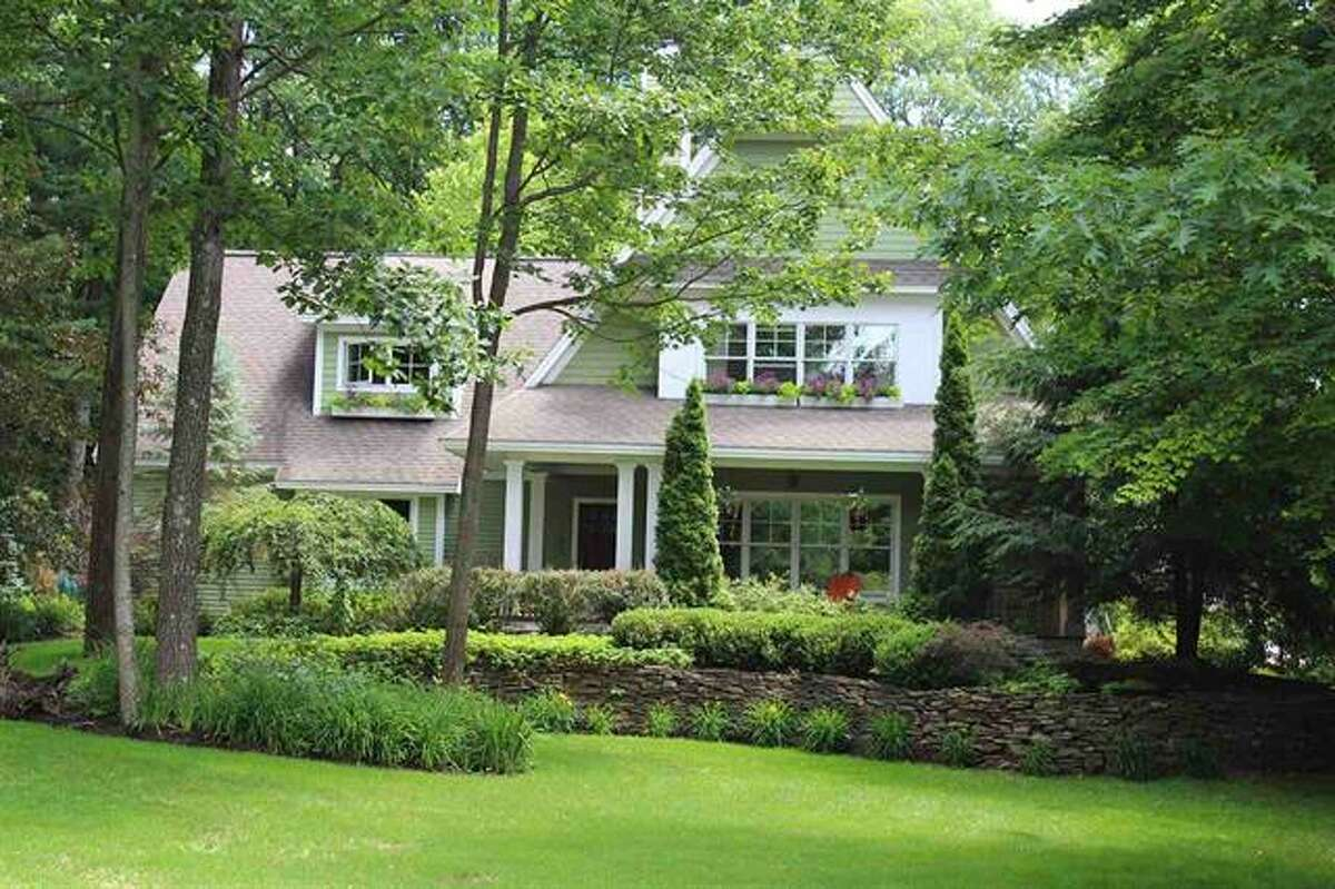 Click through the slideshow to take a tour through this home, just minutes from downtown Saratoga Springs. $549,000 . 7 Brookstone Dr., Greenfield Center, NY 12833. For details contact Janet Besheer at Equitas Realty at 518-871-9975. View listing on realtor's web site.