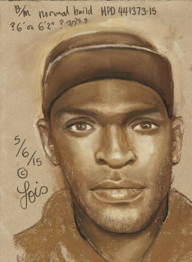 Houston police have released a composite sketch of a suspect wanted in the fatal shooting of a man found at 9000 Town Park Drive about 10:25 p.m. on April 8. Photo: Houston Police