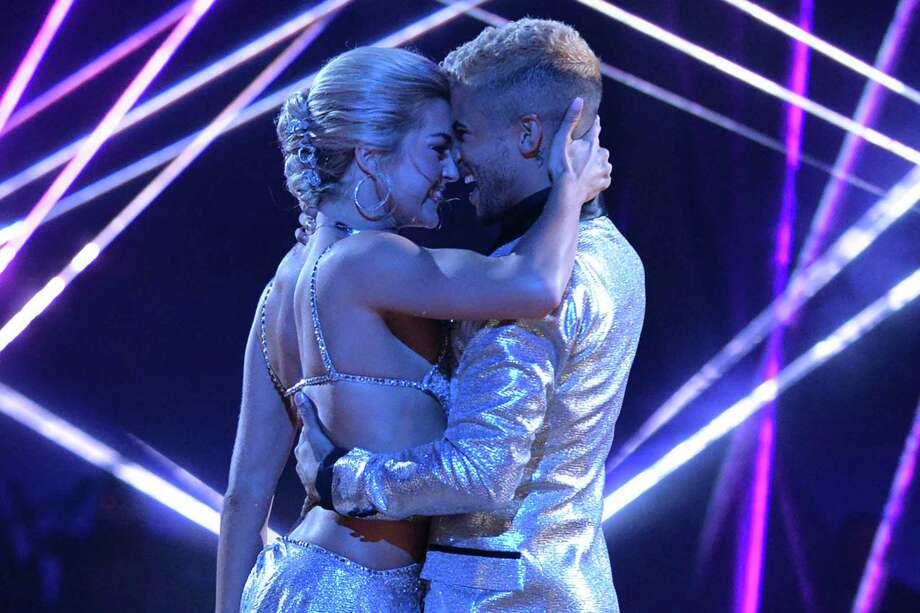 Lindsay Arnold and Jordan Fisher,Dancing with the Stars | Photo Credits: Eric McCandless/ABC / © 2017 American Broadcasting Companies, Inc. All rights reserved.