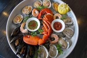 F.I.S.H Restaurant + Bar - Stamford     Menu