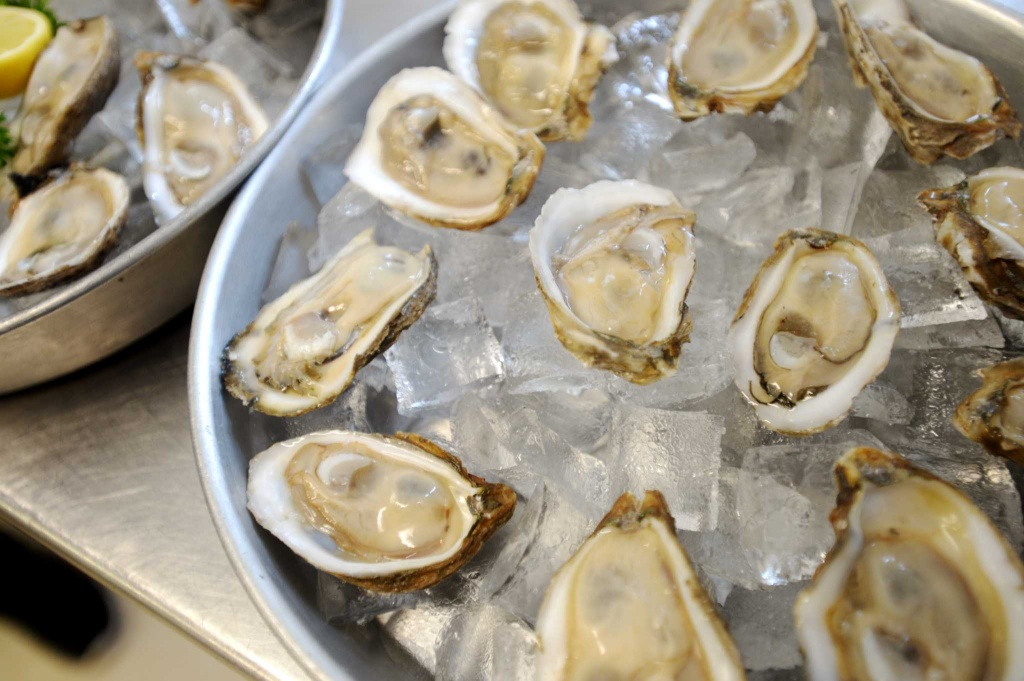 Where to get oysters in Connecticut
