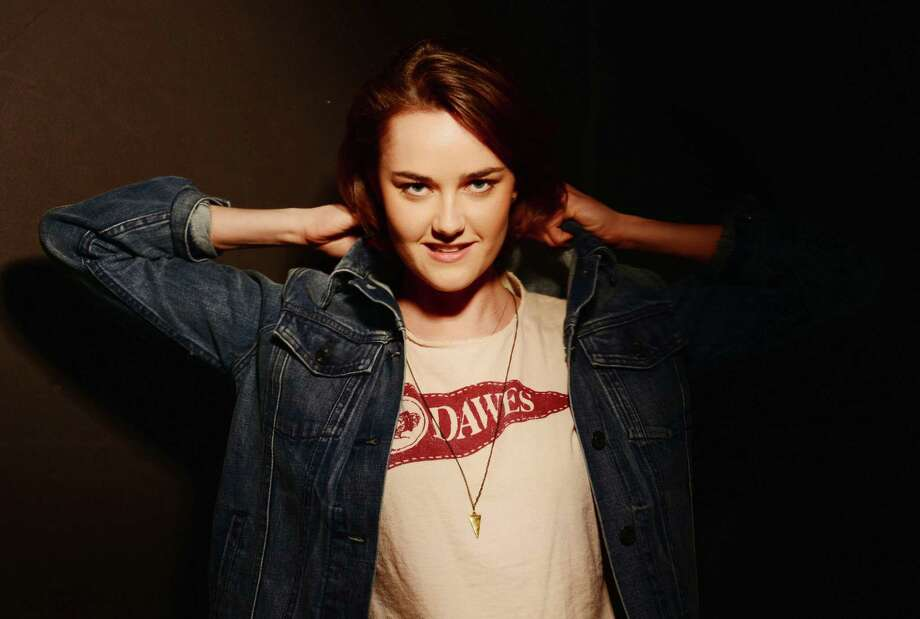 Megan Talay will teach guitar and piano at Darien Arts Center. She is show director at the School of Rock in Mamaroneck, N.Y., and bassist for Village Voice Best Tribute Band, Guns âÄòN Hoses. Photo: Contributed / Contributed Photo